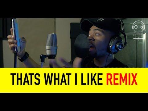 Bruno Mars - That's What I Like (Devvon Terrell Remix)