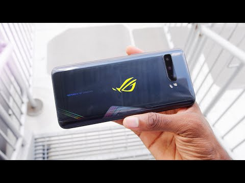 Asus ROG Phone 3 Review: The Spec King Returns!
