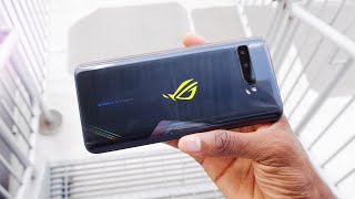 Asus ROG Phone 3 Review Videos
