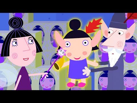 Ben and Hollys Little Kingdom | A Special Day With Nanny Plum | 1Hour | HD Cartoons for Kids