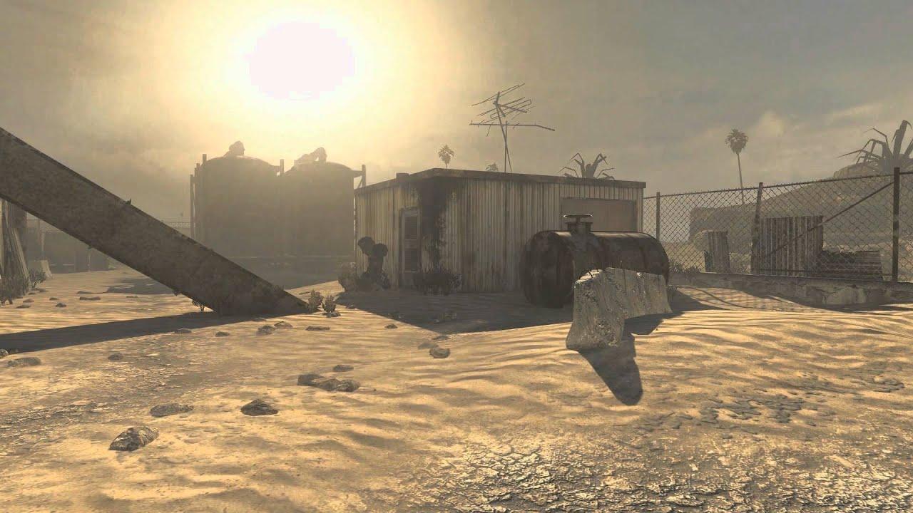 Modern Warfare 2 Rust Dreamscene Video Wallpaper Youtube