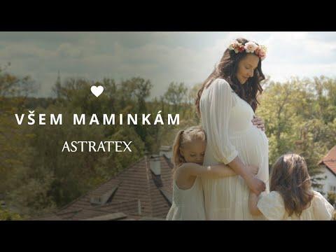 ???? Všem maminkám | Nová kolekce mateřského prádla ASTRATEX ????