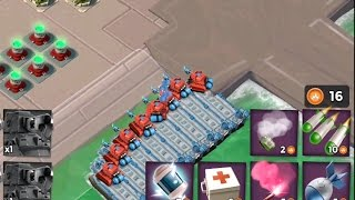 ALL SCORCHER VS DEAD END | Boom Beach | OPERATION ATTACK