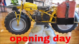 Grand Opening, New England Motorcycle Museum Party