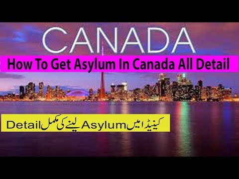 How To Get Asylum In Canada All Details 2019 By Ayaan Ali In Germany