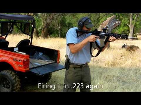 CMMG 22LR AR15 Conversion Kit