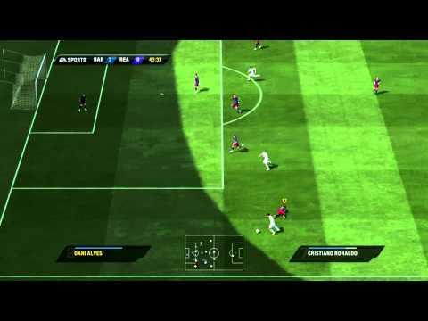 FIFA 11 PC Demo Barca Vs Real
