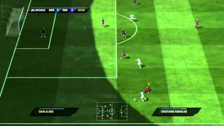 FIFA 11 PC Demo Barca vs Real