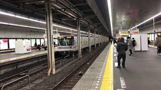 東京メトロ03系新越谷発車