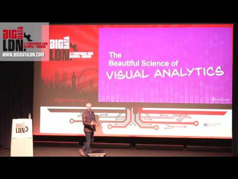 Big Data LDN 2016: The Beautiful Science of Data Visualisation