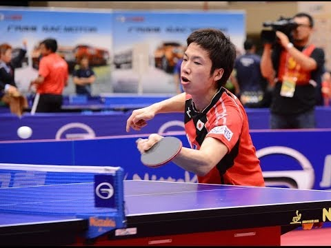 Japan Open 2014 Highlights: Achanta Sharath Kamal Vs Jun Mizutani (Round Of 16)