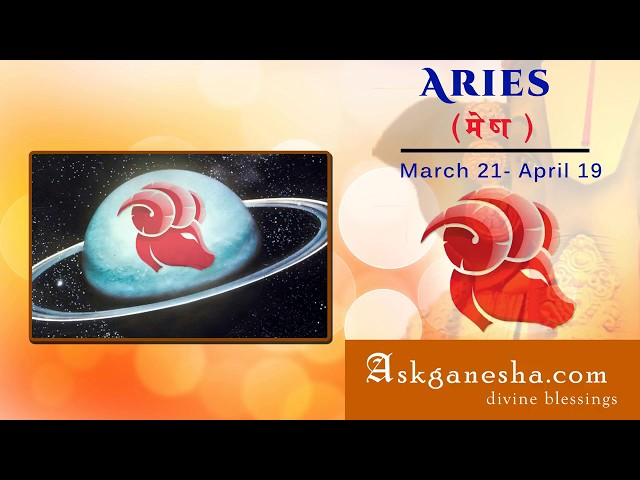 Aries 2018 Outlook Horoscope Predictions Askganesha Accurate