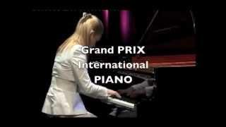 FESTIVAL - MONTROND-les-BAINS 42210 - Présentation Concours de PIANO 2013