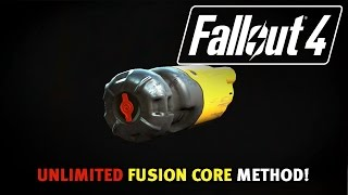 Fallout 4 - Unlimited Fusion Cores After Patch 1.7 1.10