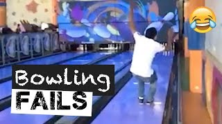 Hilarious Bowling Fails 2018 - Try Not to Laugh 😂😂😂