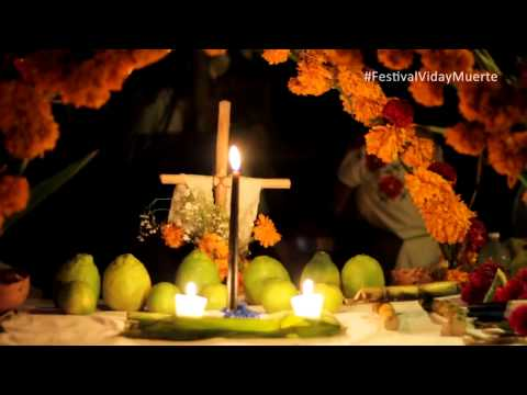 Day Of The Dead In Xcaret Festival Of Life And Traditions