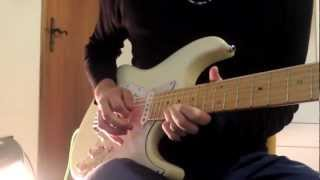 Hit road jack (guitar ,impro,solo )
