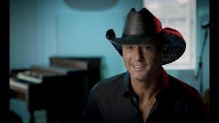 Tim McGraw talks new single, Neon Church and new album Video