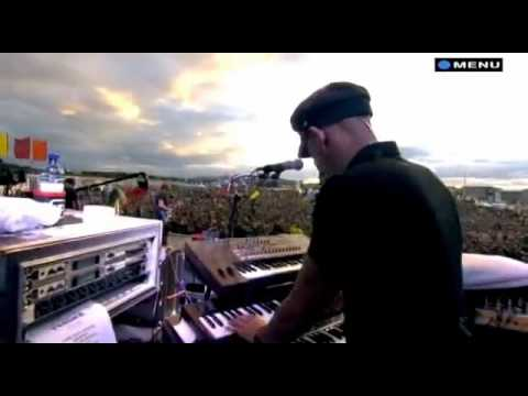 "Feeder - ""Just The Way I'm Feeling"" Live T In The Park 2008"