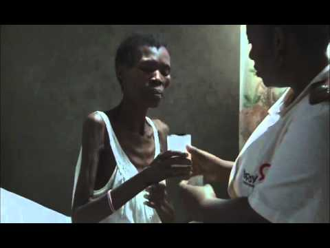 A woman with AIDS is filmed everyday for 90 days