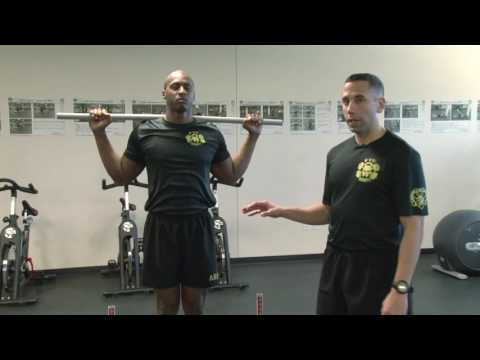 Fitness Forum: Functional Movement Screening, Part 2