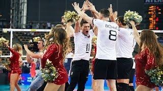 Germany National Volleyball Team | Unbelievable Moments | VNL - 2018