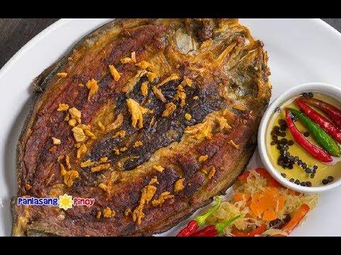Spicy Daing Na Bangus Recipe