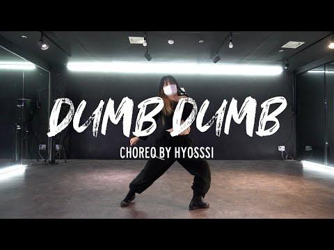 [잠실댄스학원] CHOREOGRAPHY 코레오그래피 | 전소미 - DUMB DUMB