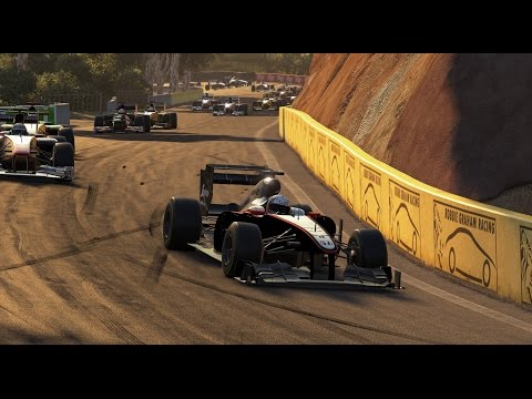 F1 Race at Bathurst! Project CARS Survival Mode
