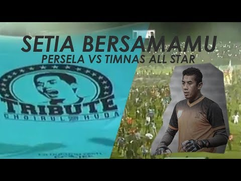 PERSELA VS TIMNAS ALL STAR