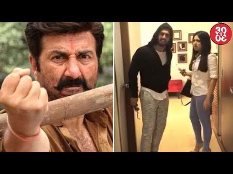 Sunny To Be Bollywood's New 'Singham'   Ranveer's Quirky Way Of Promoting 'Toilet Ek Prem Katha'