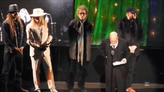 Cheap Trick - Bun E Carlos & Rick Nielsen Acceptance Speeches ROCK & ROLL HALL of FAME 2016