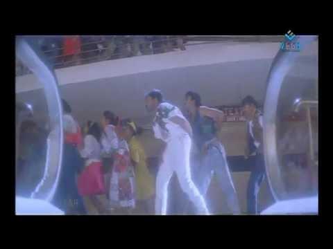 Gang Leader Movie Songs - Gang Leader Song - Chiranjeevi, Vijaya Shanthi