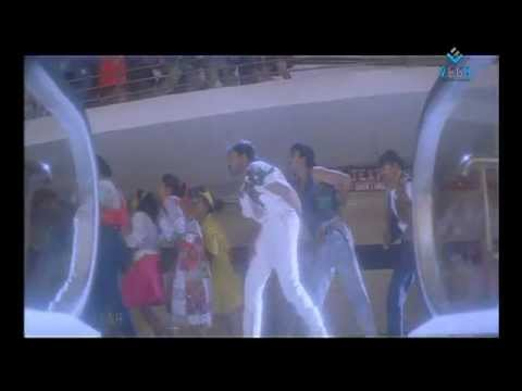 gang-leader-movie-songs---gang-leader-song---chiranjeevi,-vijaya-shanthi