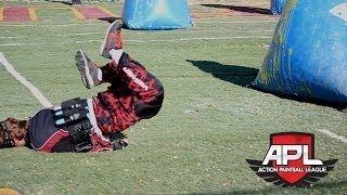 Action Paintball Events (APE) 3 Man Tournament Event #3 | Saturday, Feb. 8th, 2014 |
