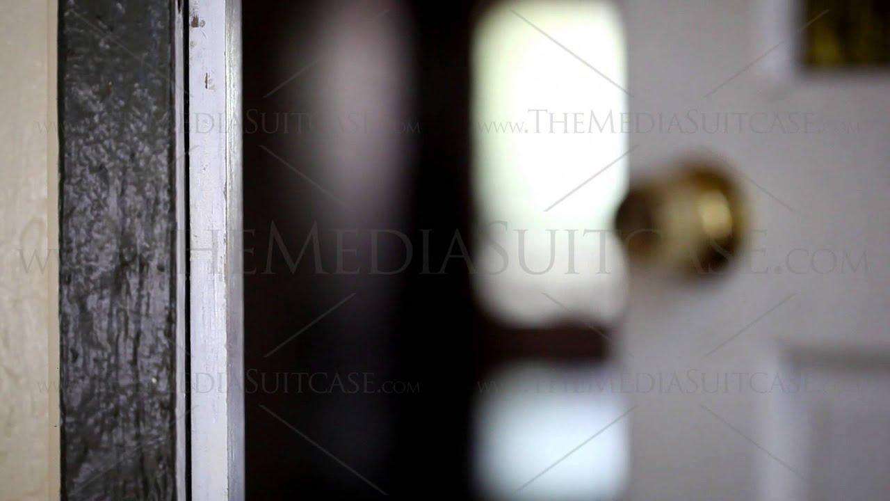 open front door. Open Front Door