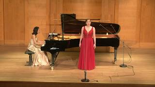 Er ist gekommen in Sturm und Regen (C. Schumann) - Flore Van Meerssche