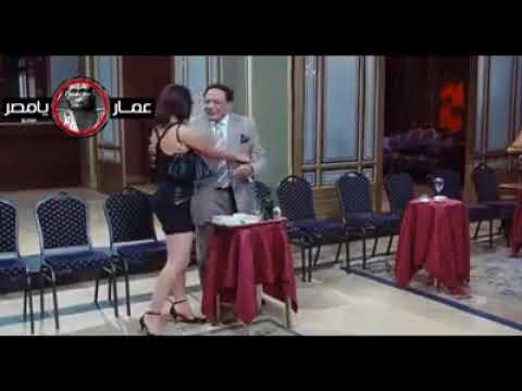 تامر حبيب وقبلات مع شرين رضا في العزاء
