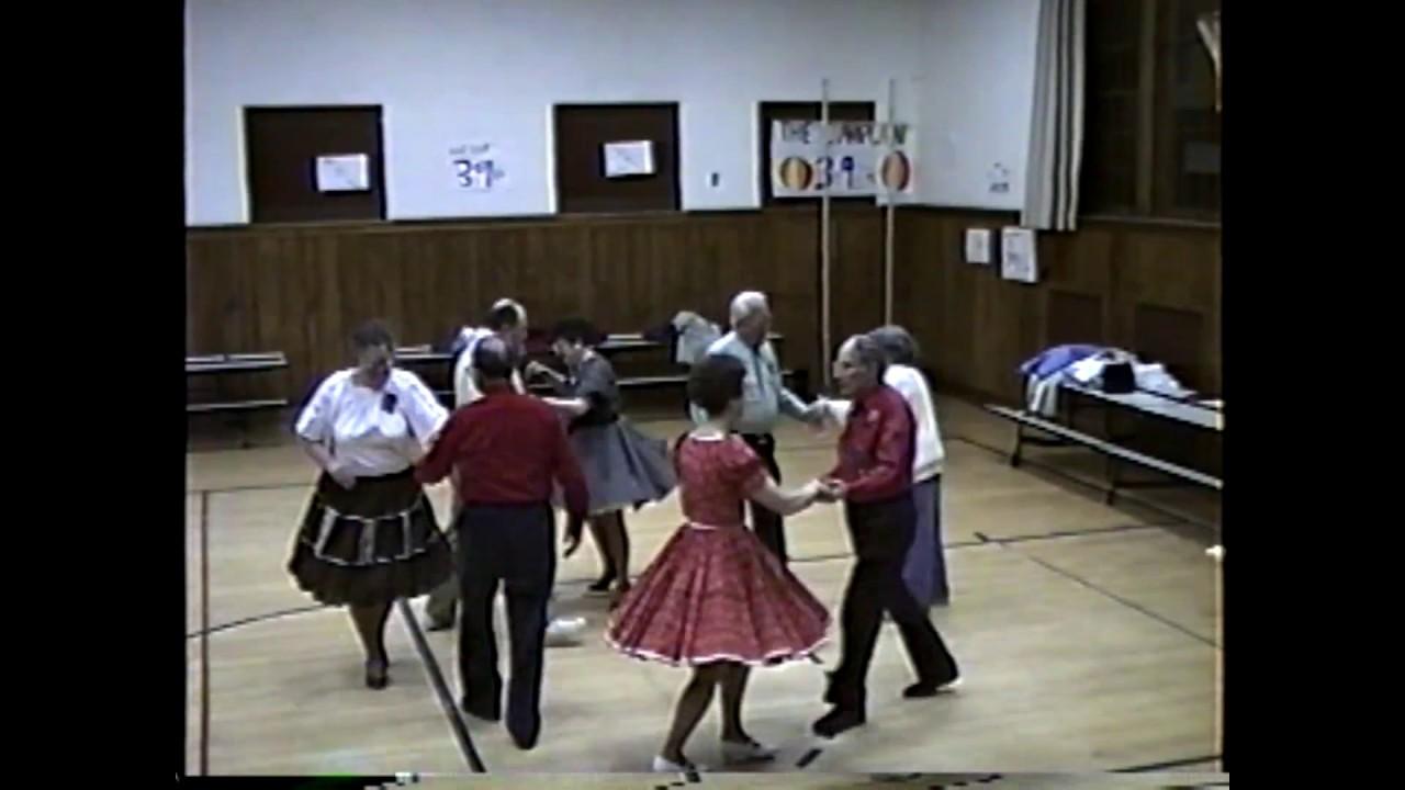 Square Dancing  2-10-89