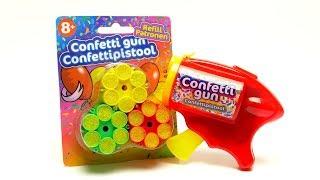 Confetti Gun - Funny for Boys and Girls