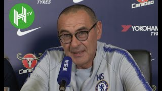 Maurizio Sarri: John Terry could be about to return to Chelsea - Chelsea v Cardiff City