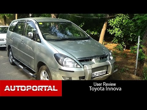 Toyota Innova User Review - 'compact MPV' - Autoportal