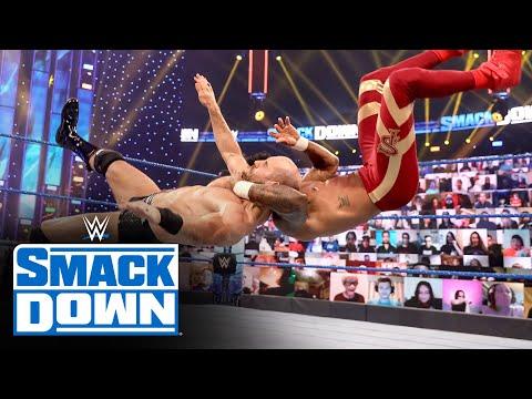 The Street Profits vs. Cesaro & Shinsuke Nakamura: SmackDown, Oct. 30, 2020