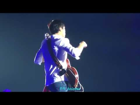 160219 CNBLUE Come Together in Taipei Holiday + Catch me (정용화 Yonghwa focus)