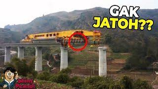 Bangun Jembatan Gak Pernah Secepat Ini? Indonesia Ada?