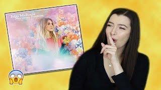 Nervous System- Julia Michaels Album Reaction
