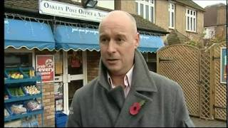 Anglia News Post Office Plans & Suffolk Jonathan Woodgate Service
