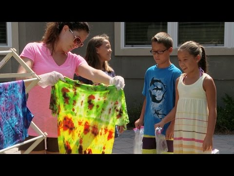 Tie Dye Shirts | Kate Plus 8