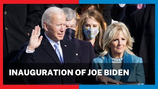 The road to the Inauguration of Joe Biden, the oldest person to be elected as the U.S president