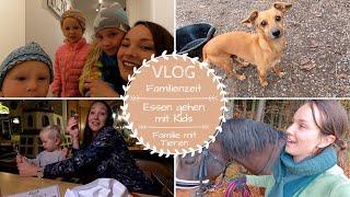 Mama-Auszeit mit den Stall-Mädels |Essen gehen mit Kids |VLOG |Kathis Daily Life